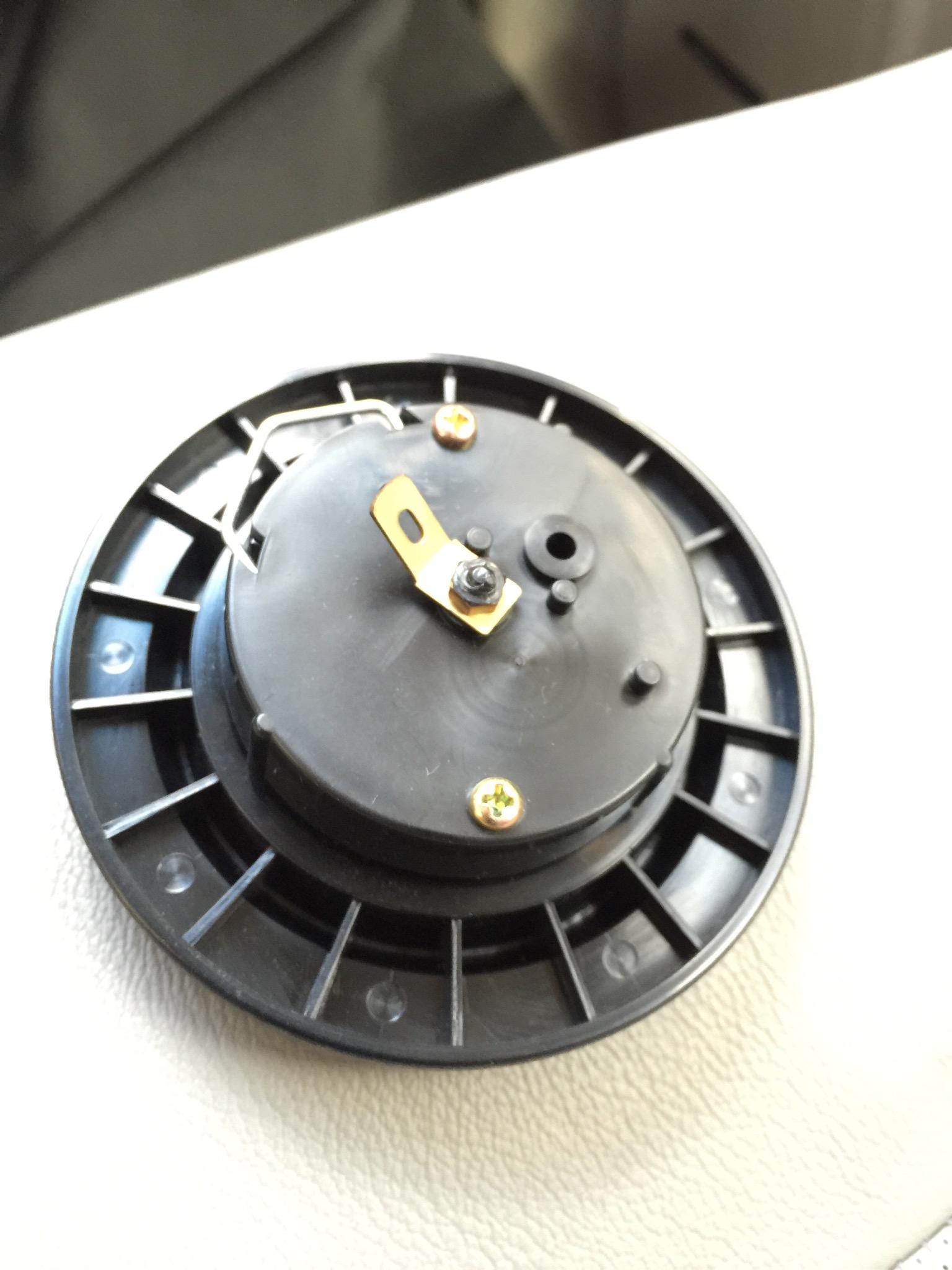 Datsun horn button