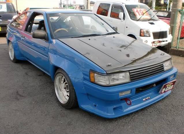 AE86 TRD N2 HIRO V1R