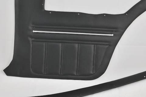 JDM Te27 Rear Door Panel